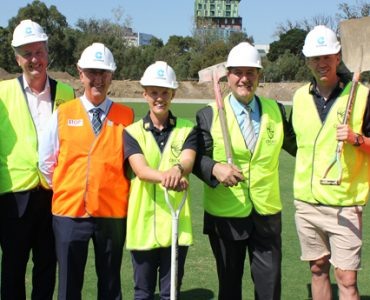New turf rolls out new era for Junction Oval
