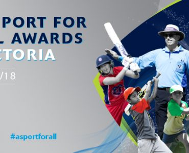 A Sport for All Awards – Victoria now open