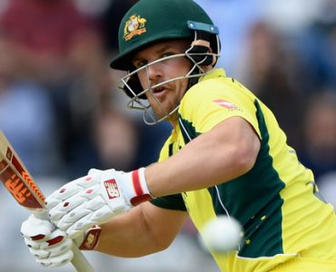 Finch selected in Australia ODI squad