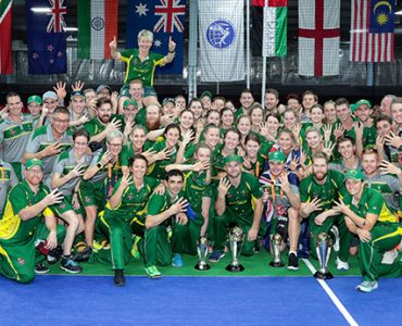 Australia clean sweeps at 2017 Indoor Cricket World Cup