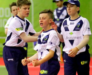 National Indoor Cricket Championships underway