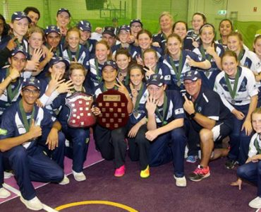 Victoria secure two titles at the Junior National Indoor Championships