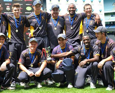 Doutta Stars win the Regional Big Bash