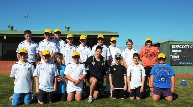 Wimmera Mallee Cricket Camp