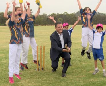Government boost to grow grassroots cricket