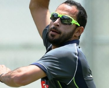 Fawad Ahmed granted permanent visa