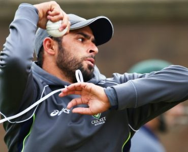 Fawad Ahmed named Sportsperson of the Year