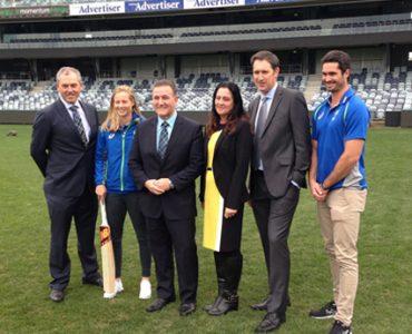 Geelong to debut as T20 International venue