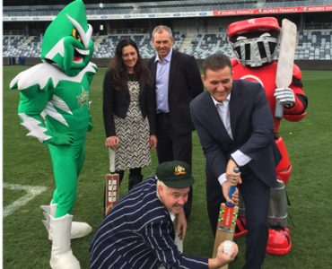Geelong Carnival of Cricket set to hit Simonds Stadium for six this December