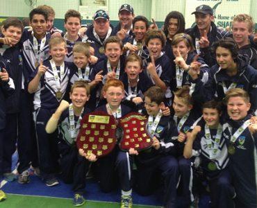 Juniors crowned indoor champions