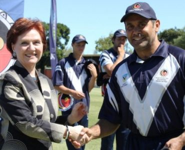 Full steam ahead to Imparja Cup