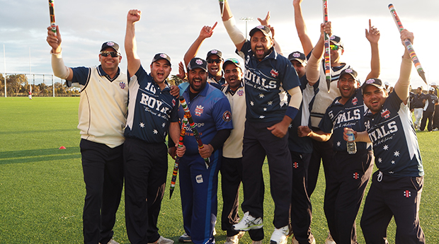 Melbourne Royals Reign Supreme in JPL Final