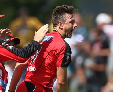 Pattinson bankrolls Renegades win
