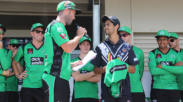 Eaton learns from Stars