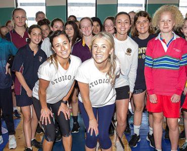 Girls Leadership Forum a success