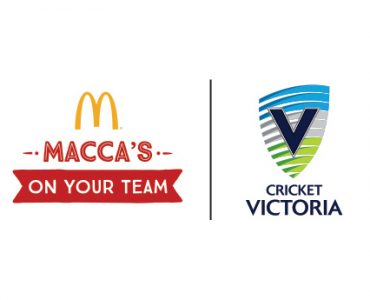 Cricket Victoria and McDonald's join forces to provide helmets for kids