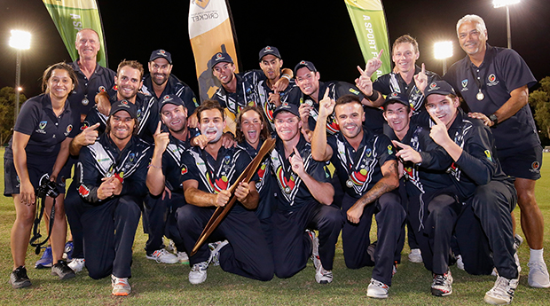 Video: Victoria wins men's National Indigenous Cricket Championships