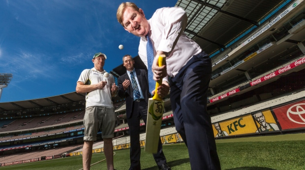 Acting Premier launches T20 Cup