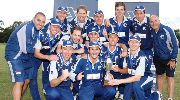 Melbourne and Prahran clash in one-day Final