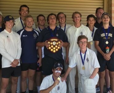 Mentone Grammar take out Premier Schools Shield