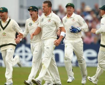 Victorians star on day one of Ashes