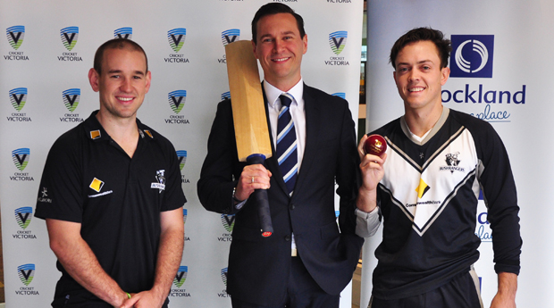 Stockland teams up with Cricket Victoria to take cricket to growth suburbs