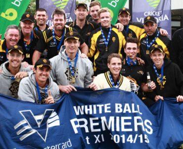 Monash Tigers claim white-ball title
