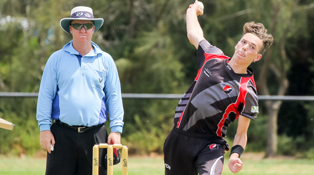 Umpire with Cricket Southern Bayside next summer