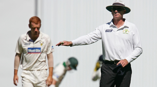 Vics named on National Umpire Panel
