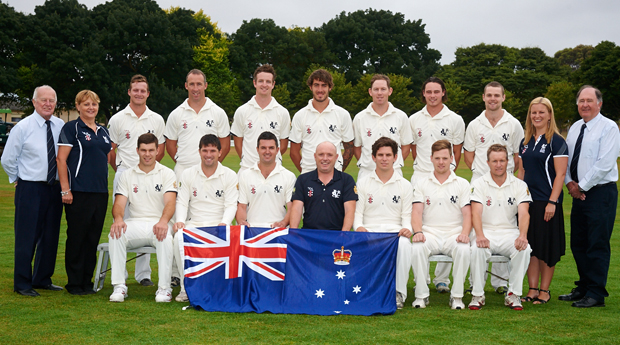 Victoria's Country Men's team unbeaten