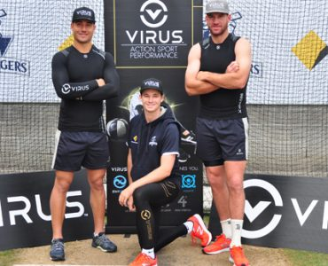 VIRUS // Action Sport Performance chosen as high performance compression partner