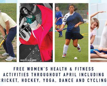 Women's Active April Challenge