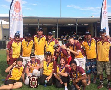 Skye Cricket Club claim title