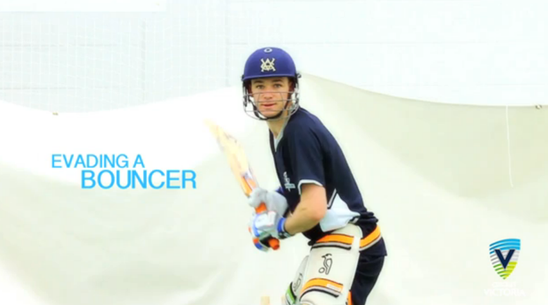 Batting – Back Foot Play