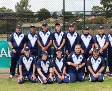 Cricket Victoria provides funding to the Victorian Blind Cricket Association