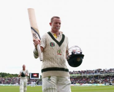 A maiden Test century for Rogers