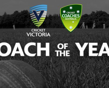 CV & CCA Coach of the Year – Junior