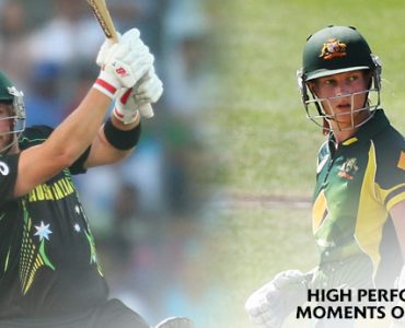 2XU High Performance Moments #2 – Finch and Lanning ranked number one T20 batters