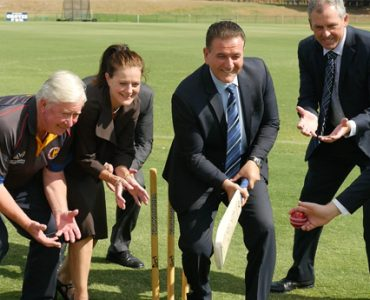 More than $1.35 million announced for grassroots cricket