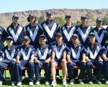 Vics ready for Imparja Cup