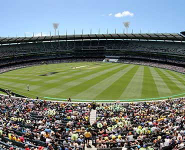 International cricket to electrify MCG again