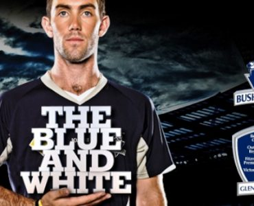 Blue and White: Western Spirit