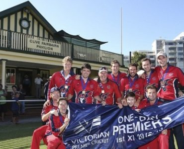 Melbourne secures one-day title