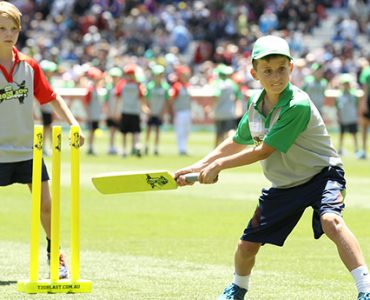 $10 million investment in Victorian Cricket
