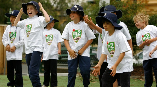 Cricket participation on the rise