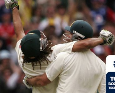 Boxing Day Test Memorable Moments #4 – Hayden and Symonds smash England