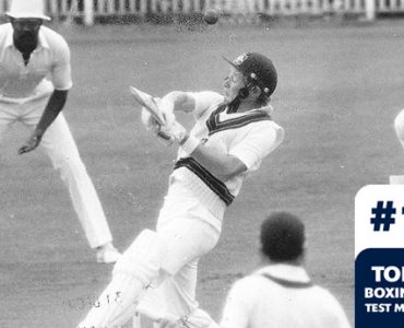 Boxing Day Test Memorable Moments #11 – Kim Hughes stands up to Windies