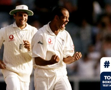 Boxing Day Test Memorable Moments #12 – Headley's heroics