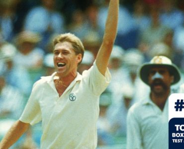 Boxing Day Test Memorable Moments #13 鈥 Reid destroys England