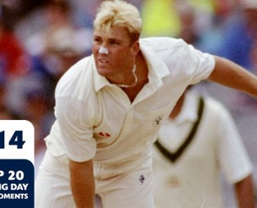 Boxing Day Test Memorable Moments #14 – Warne's arrival